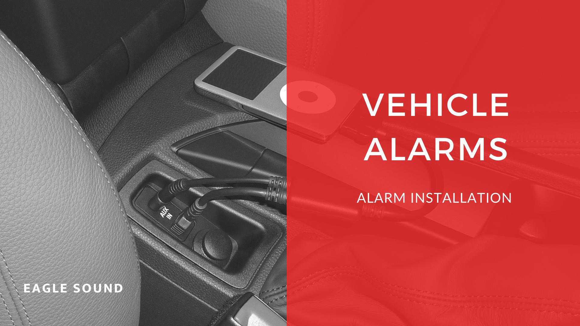 Alarms & Remote Start