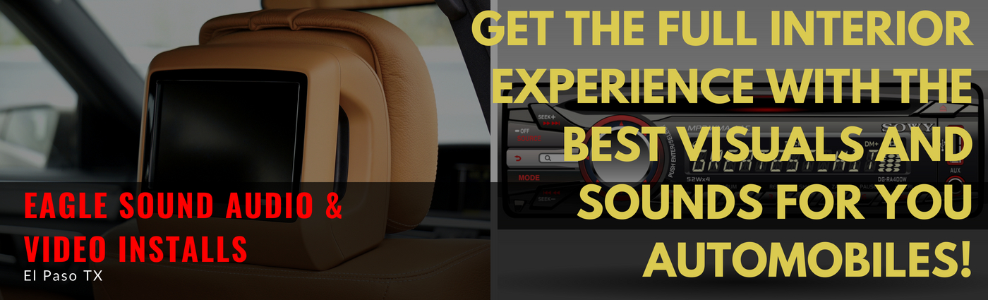 Eagle Sound Car Audio And Video Installation Services