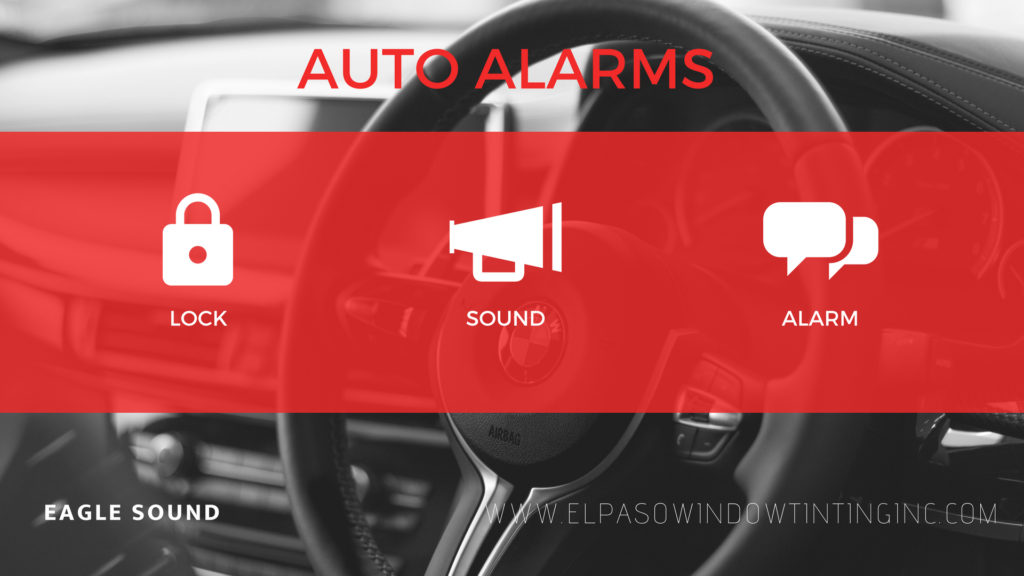 Auto Alarms - Eagle Sound