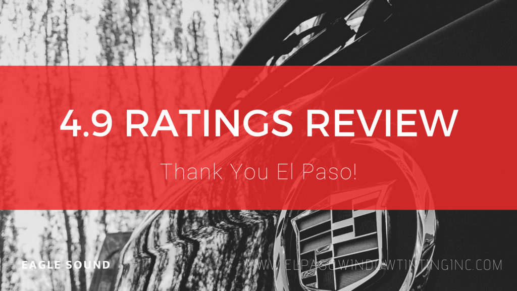 4.9 Rating Reviews - Eagle Sound